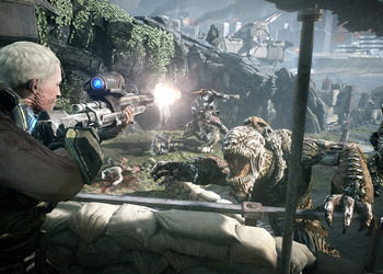 Скриншот Gears of War: Judgment