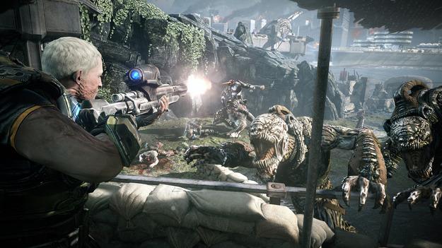 В Gears of War: Judgment появится новый многопользовательский режим игры