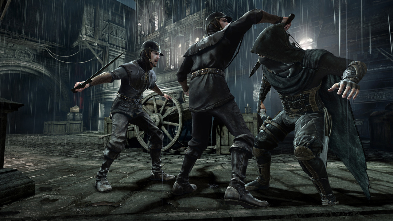 Thief: Master Thief Edition (2014) (RUS / ENG / MULTi8) [Repack] от R.G. Catalyst - Скриншот 1