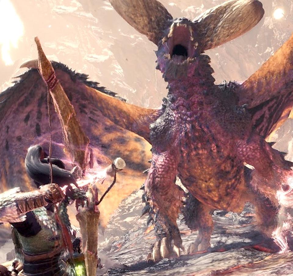 Создатели  Monster Hunter: World пояснили  задержку релиза наПК