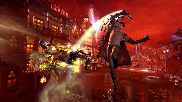 Ninja Theory вручную прорисовывает анимацию сражений в игре DMC