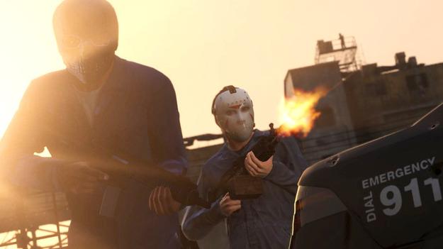 В основной кампании игры GTA V не будет кооперативного режима