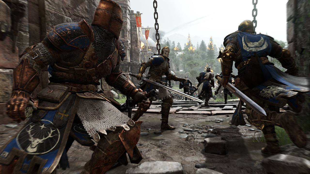 For Honor (2017) PC - Скриншот 3