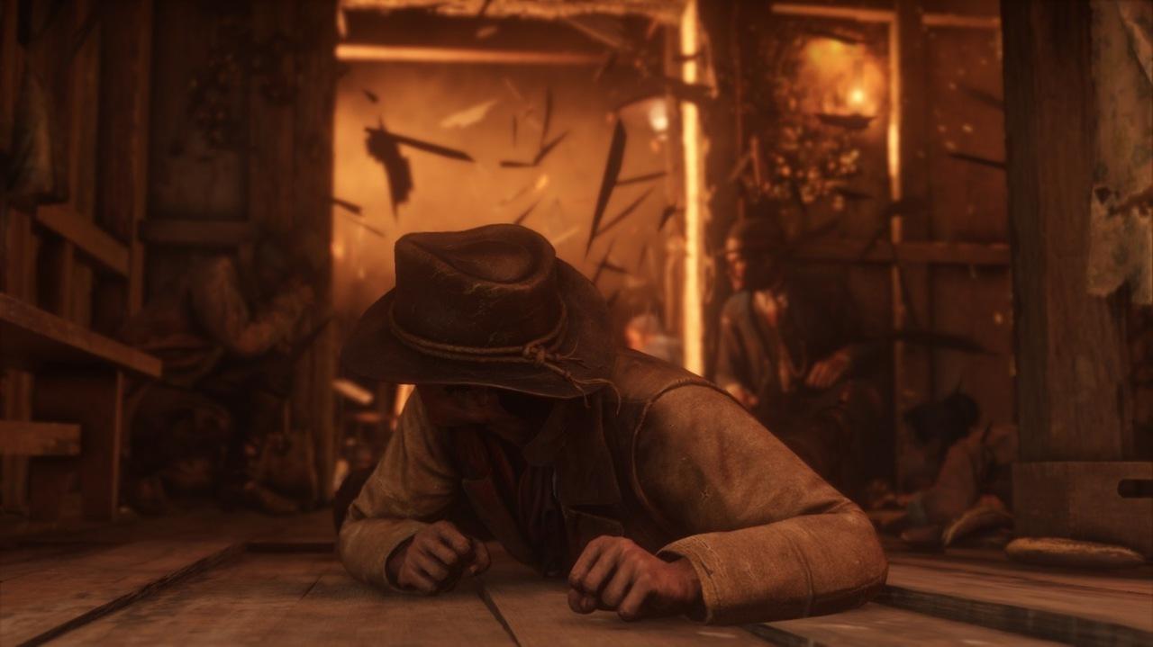 Rockstar снова перенесла релиз Red Dead Redemption 2