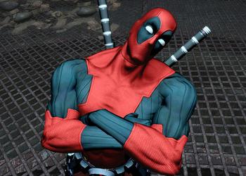 Снимок экрана Deadpool