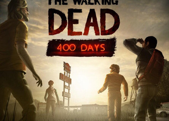 Папочка добавления 400 Days для The Walking Dead