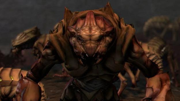Создатели The Elder Scrolls On-line сообщили об образовании нового чудища в новом видео к игре