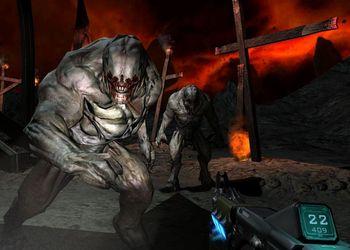 Снимок экрана Doom 3: BFG Edition