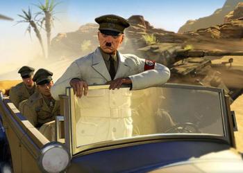 Снимок экрана Sniper Elite III