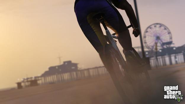 Опубликованы новые скриншоты к игре GTA V