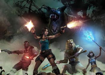 Снимок экрана Lara Croft and the Temple of Osiris