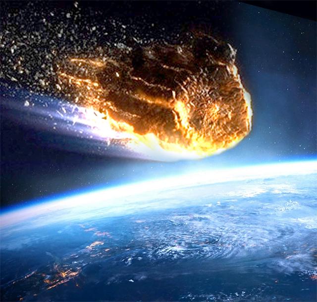 Мимо Земли пролетел астероид размером в1,5 километра— Астрономы