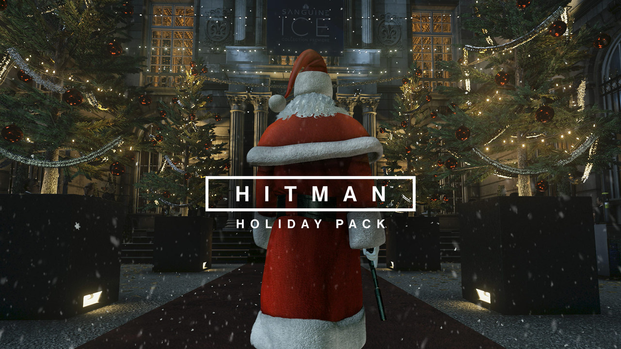 1-ый отрывок стелс-экшена Hitman раздают бесплатно