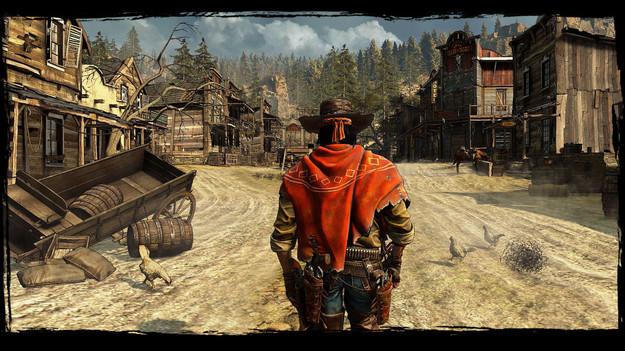 Обнародован трайлер геймплея игры Call of Juarez: Gunslinger