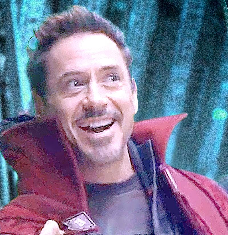 В «Мстителях 4» Железный человек стал Верховным магом