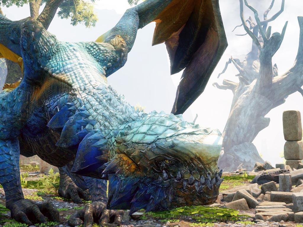 В трейлере релиза Dragon Age: Inquisition разработчики показали изумительный игровой мир
