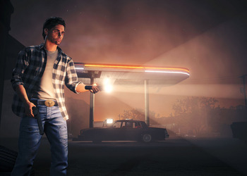 Скриншот Alan Wake American Nightmare