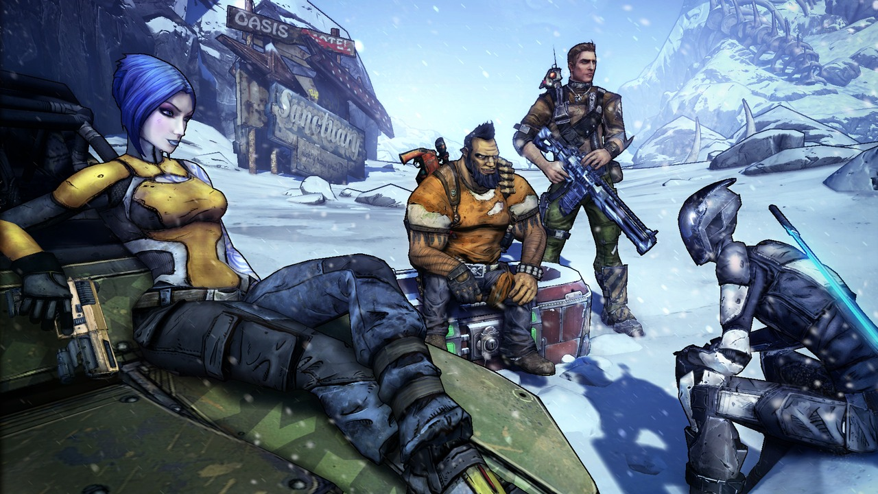 Bl2 naked characters sex picture