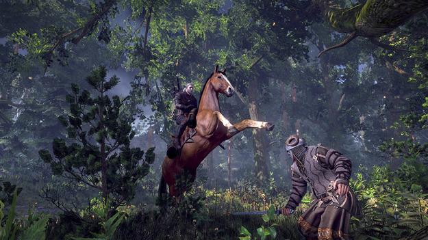 Игру The Witcher 3: Wild Hunt в первый раз покажут на приставки Xbox One на выставке Е3