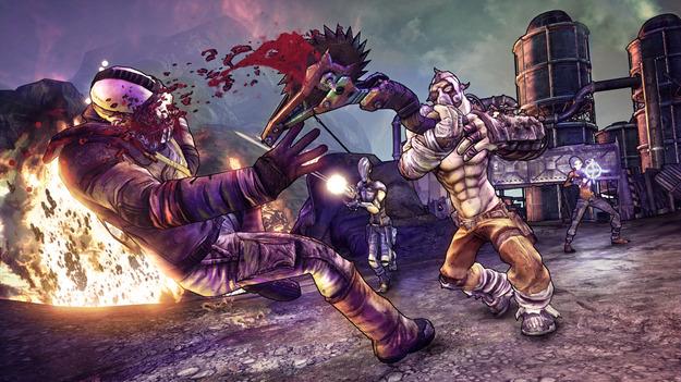 Создатели игры Borderlands 2 сообщили, как Криег попал в команду Охотников