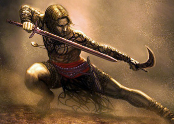 Концепт-арт Prince of Persia