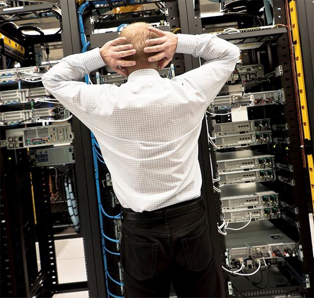 ВКитайской республике мужчина пытался «закрыть» интернет из-за собственной стеснительности