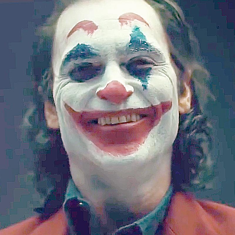 Нового Джокера в гриме впервые показали на видео