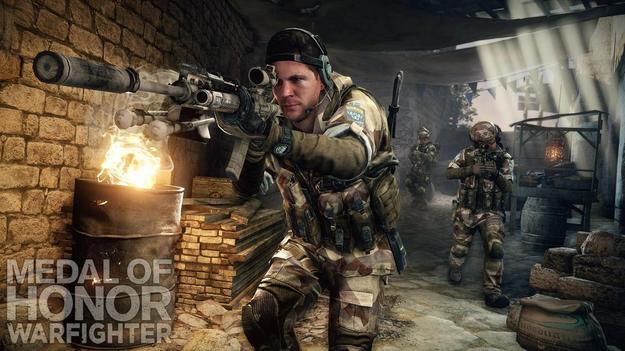 EA настоятельно рекомендует установить патч к Medal of Honor: Warfighter, прежде чем начинать игру