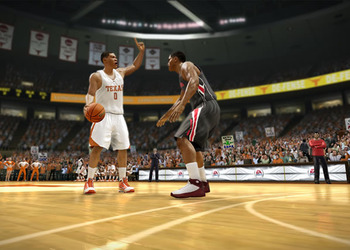 Скриншот NCAA Basketball 10