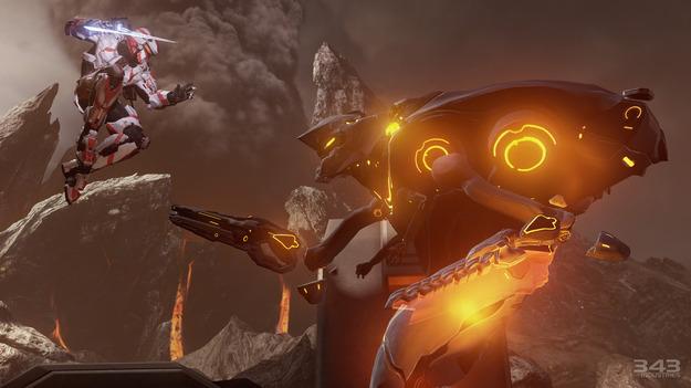 Опубликован новый ролик к игре Halo 4