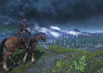 Снимок экрана Ведьмак 3: Одичавшая Рыбалка