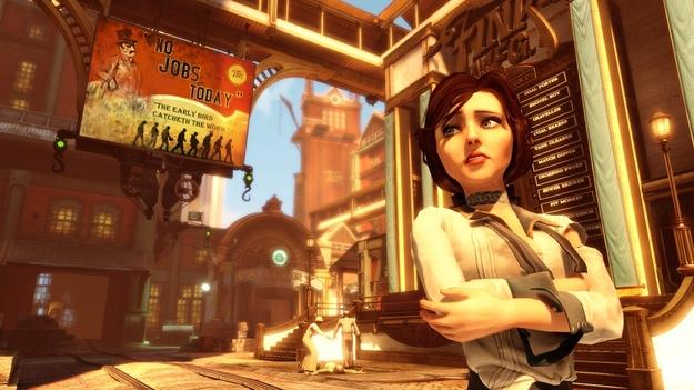 Создатели игры BioShock Infinite сообщили об образовании Элизабет