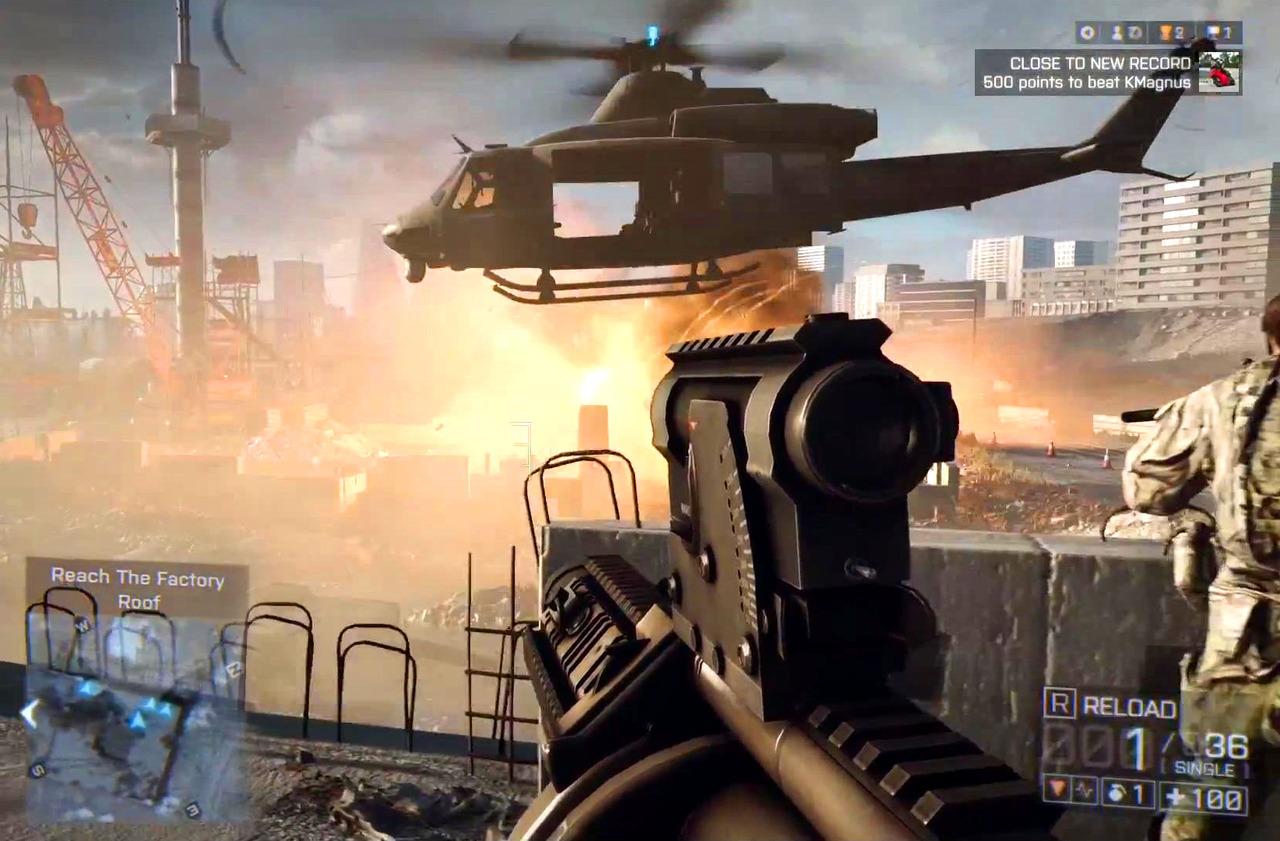 Точная дата выхода игры Battlefield 4