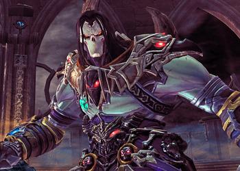 Снимок экрана Darksiders 2