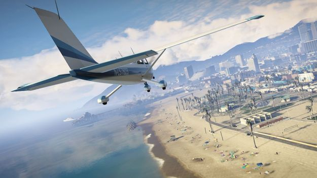 Телефонный аппарат iFruit в игре GTA V будет центром доступа к соцсети