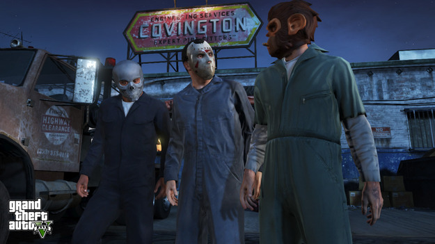 Бригада Rockstar ответила на тревожащие фанов вопросы об игре GTA V