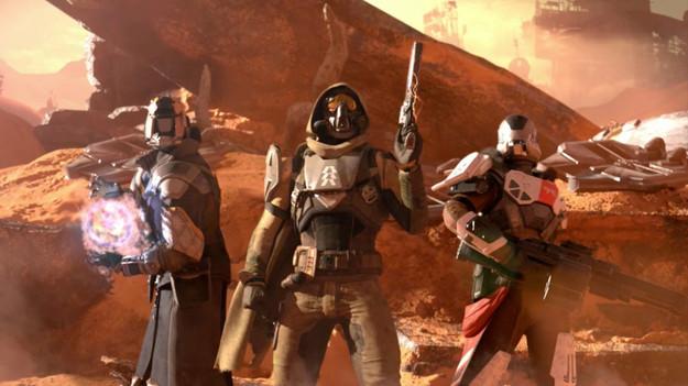 Создатели Destiny продемонстрировали как функционирует закон джунглей в игре
