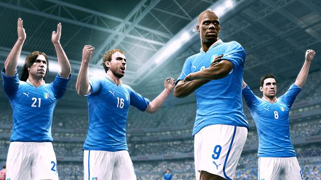Обновленный трайлер PES 2014 показывает свежие возможности игры