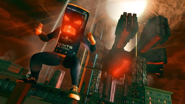 Deep Silver продемонстрировала обновленный видеоролик и коллекционное издание к игре Saints Row 4
