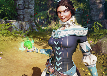 Снимок экрана Fable Legends