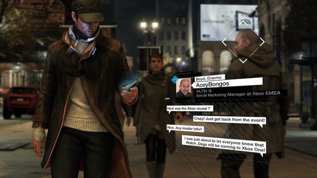 Игроки Watch Dogs смогут бесшовно подключаться к мультиплееру, но не смогут увидеть друг друга