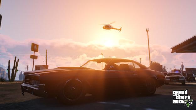 Игра GTA V изобьет все рекорды по продажам за первый день после исхода