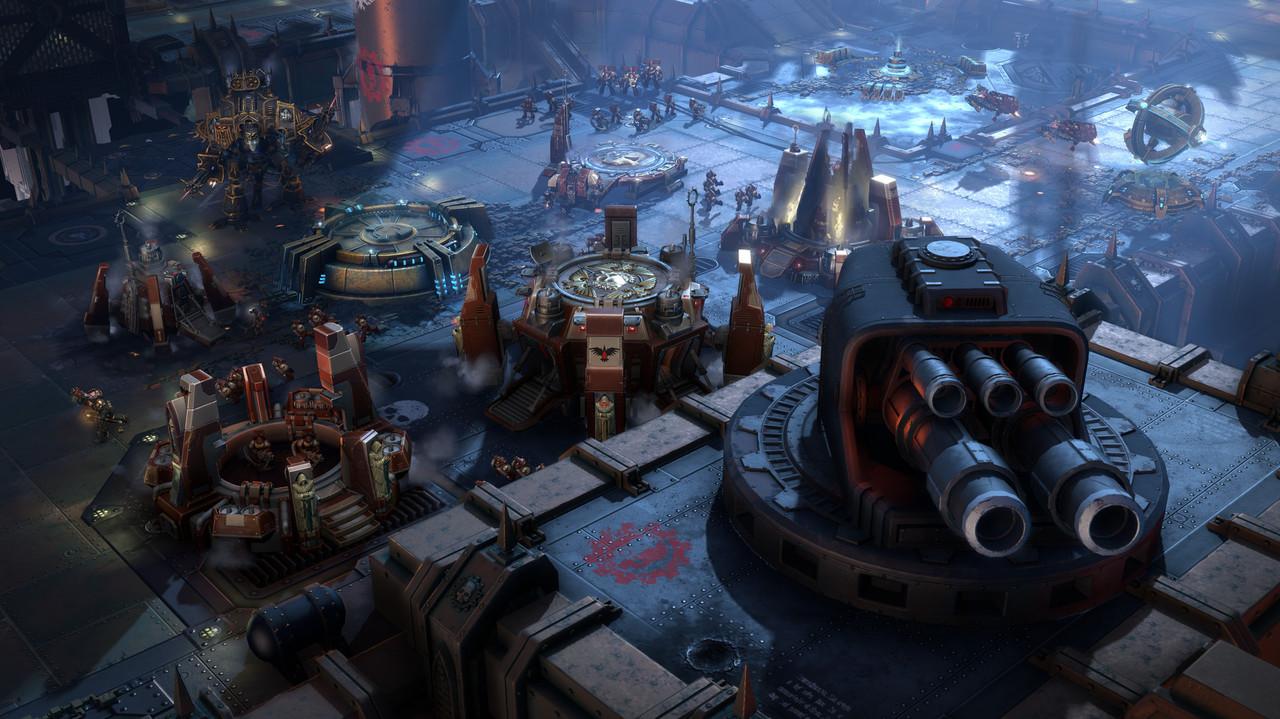 ПОМОГИТЗЫКОМ! : Warhammer 40,000: Dawn of War 79