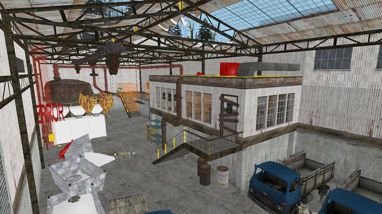 Винтернет слили скриншоты отменённого эпизода Half-Life 2