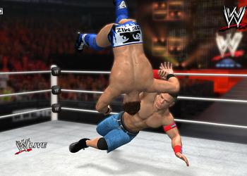 Скриншот WWE 12