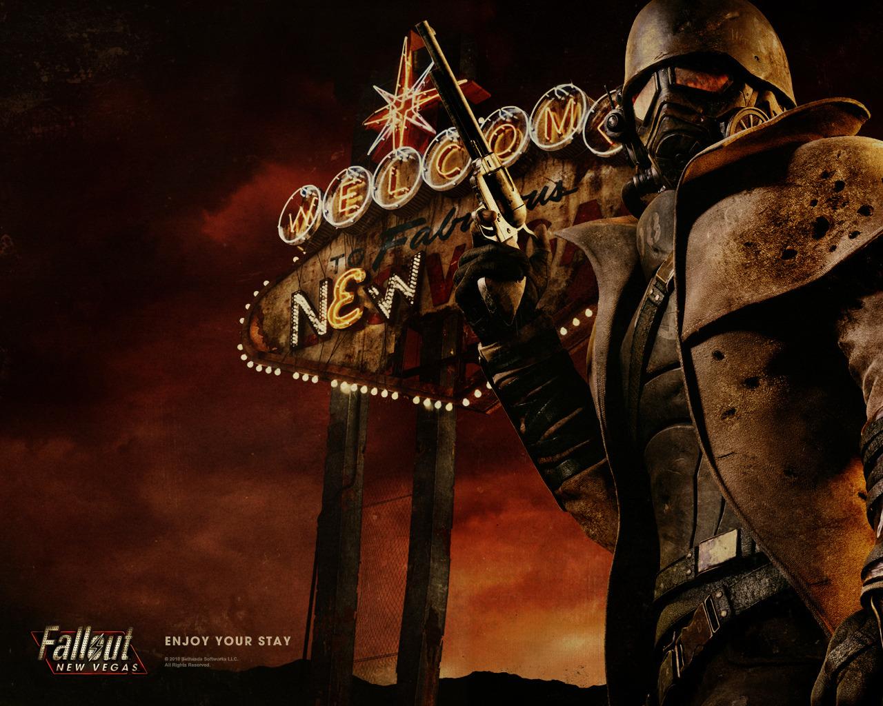 Fallout new vegas не запускается на windows 10 - 1a
