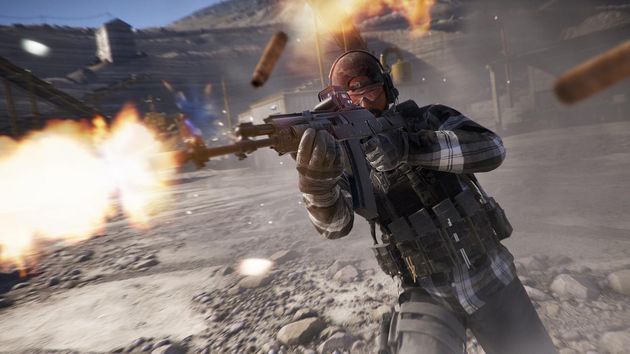 Вигру Ghost Recon: Wildlands предлагают играть абсолютно бесплатно