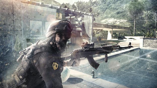 Activision делает свежую игру из серии Call of Duty весной 2014 г