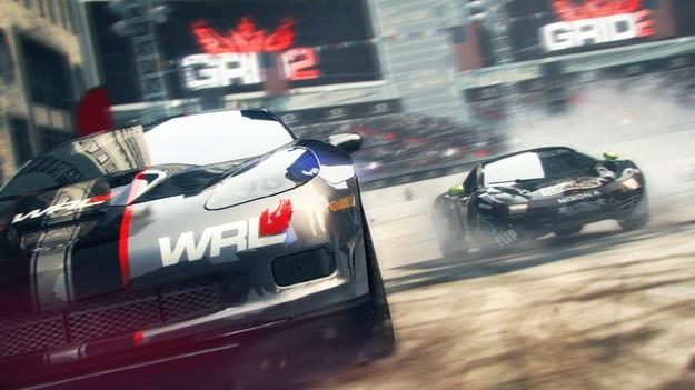 Codemasters официально анонсировали новую игру GRID 2