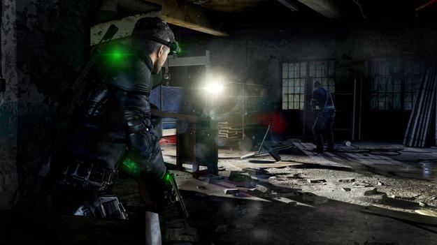 В игру Splinter Cell: Blacklist возвратится порядок Spies vs Mercs